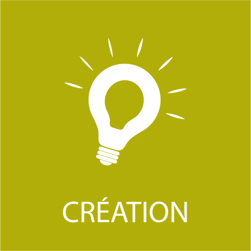 creation etapes